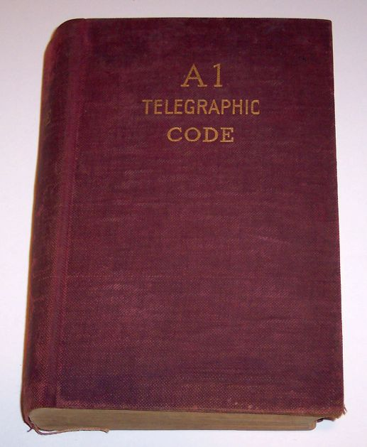 A1 Telegraphic Code