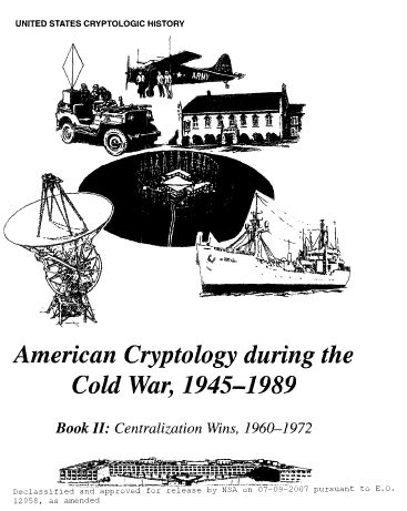 American Cryptology during the Cold War