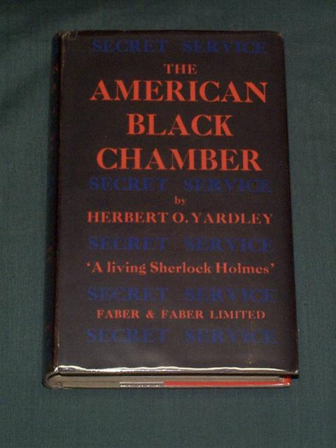 The American Black Chamber - 1931