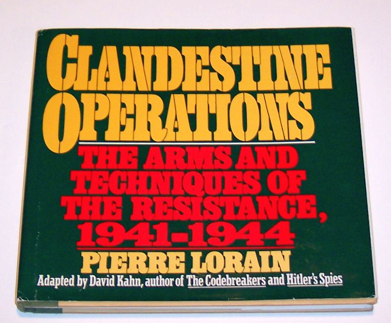 Clandestine Operations
