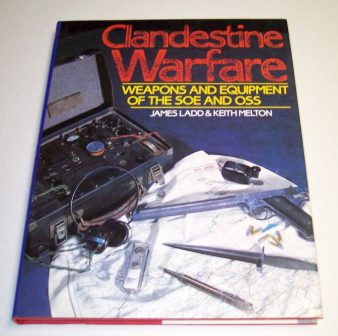 Clandestine Warfare - Weapons and Equipment