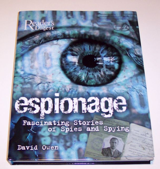 Espionage - Fascinating Stories of Spies and Spying