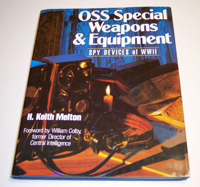 OSS Special Weapons and Equipment