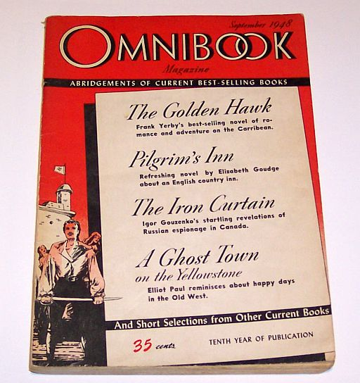 Omnibook - The Iron Curtain
