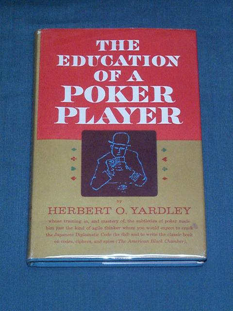 The Education of a Poker Player - 1957