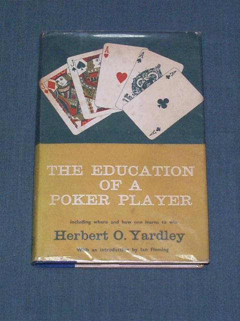 The Education of a Poker Player - 1959 