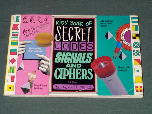 Secret Codes, Signals and Ciphers