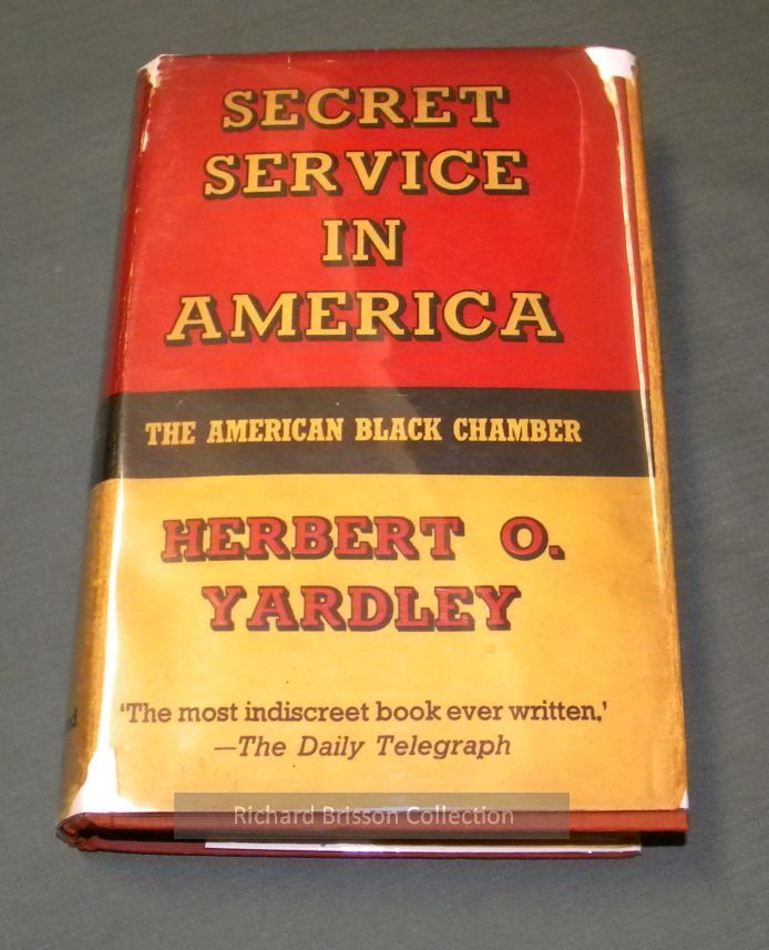 Secret Service in America - 1940 
