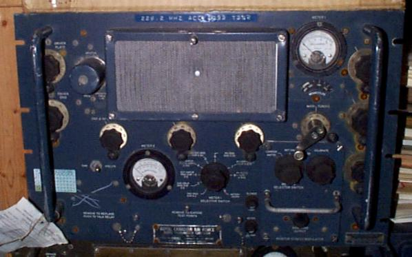 Marconi Transmitter T-282A/GR