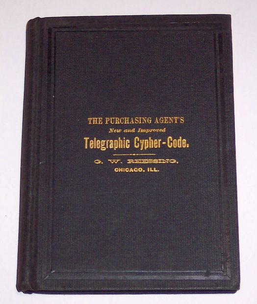 Telegraphic Cipher-Code